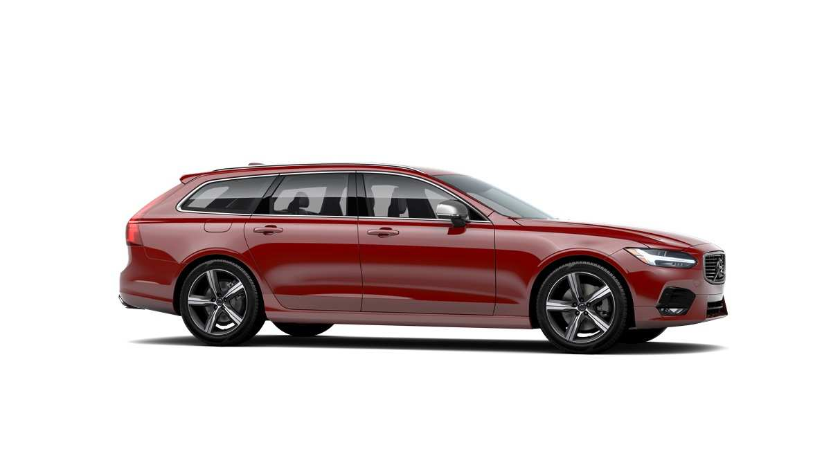 31 New 2019 Volvo V90 New Concept by 2019 Volvo V90