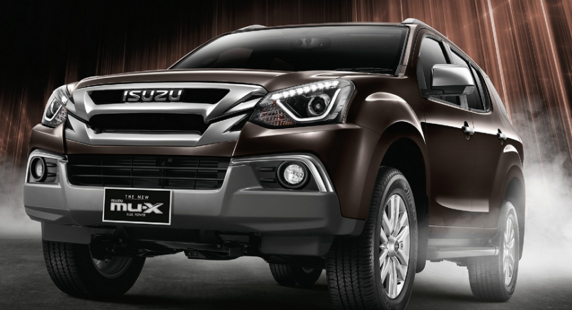 31 New 2020 Isuzu Mu X Redesign and Concept by 2020 Isuzu Mu X