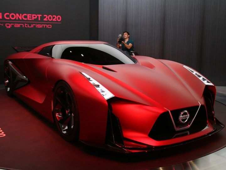 31 New Nissan Concept 2020 Gran Turismo Rumors for Nissan Concept 2020 Gran Turismo