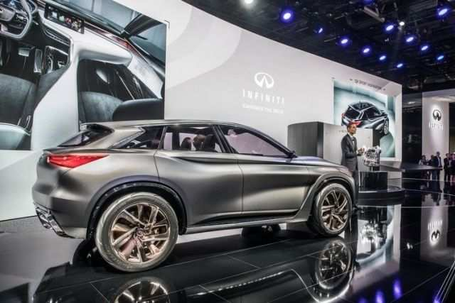 31 The 2020 Infiniti Qx50 Sport Exterior and Interior for 2020 Infiniti Qx50 Sport