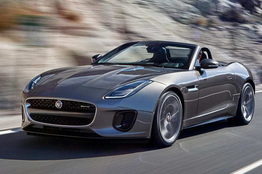 31 The Jaguar Convertible 2020 Ratings with Jaguar Convertible 2020