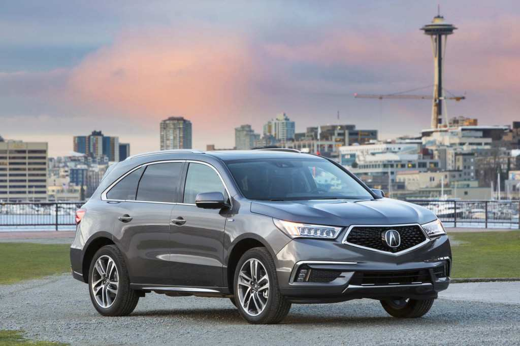 31 The New Acura Mdx 2020 Performance and New Engine with New Acura Mdx 2020