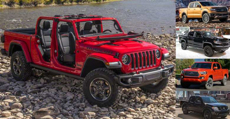 32 All New 2020 Jeep Gladiator Engine Specs Photos for 2020 Jeep Gladiator Engine Specs