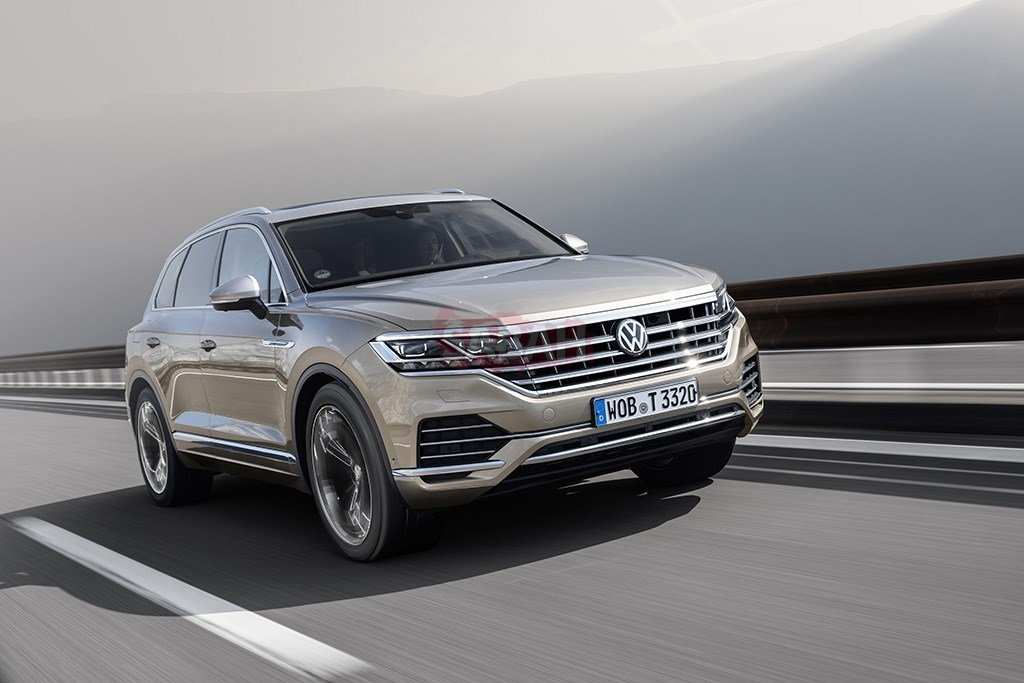 32 Best Review 2019 Vw Touareg Pricing with 2019 Vw Touareg