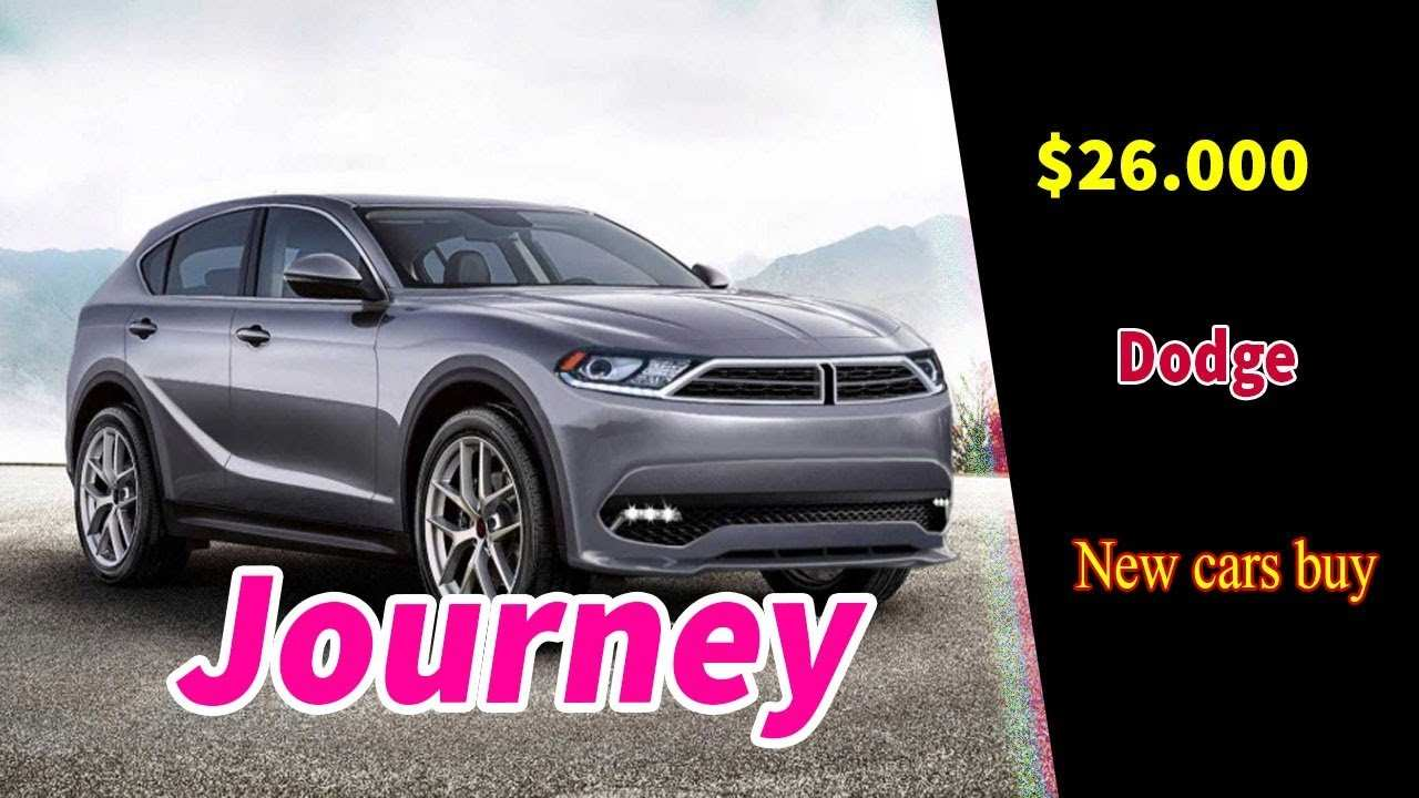 32 Best Review Dodge Journey 2020 Pricing for Dodge Journey 2020