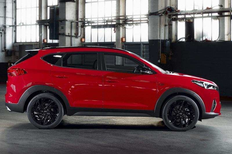 32 Best Review Hyundai Tucson N Line 2020 Spy Shoot with Hyundai Tucson N Line 2020
