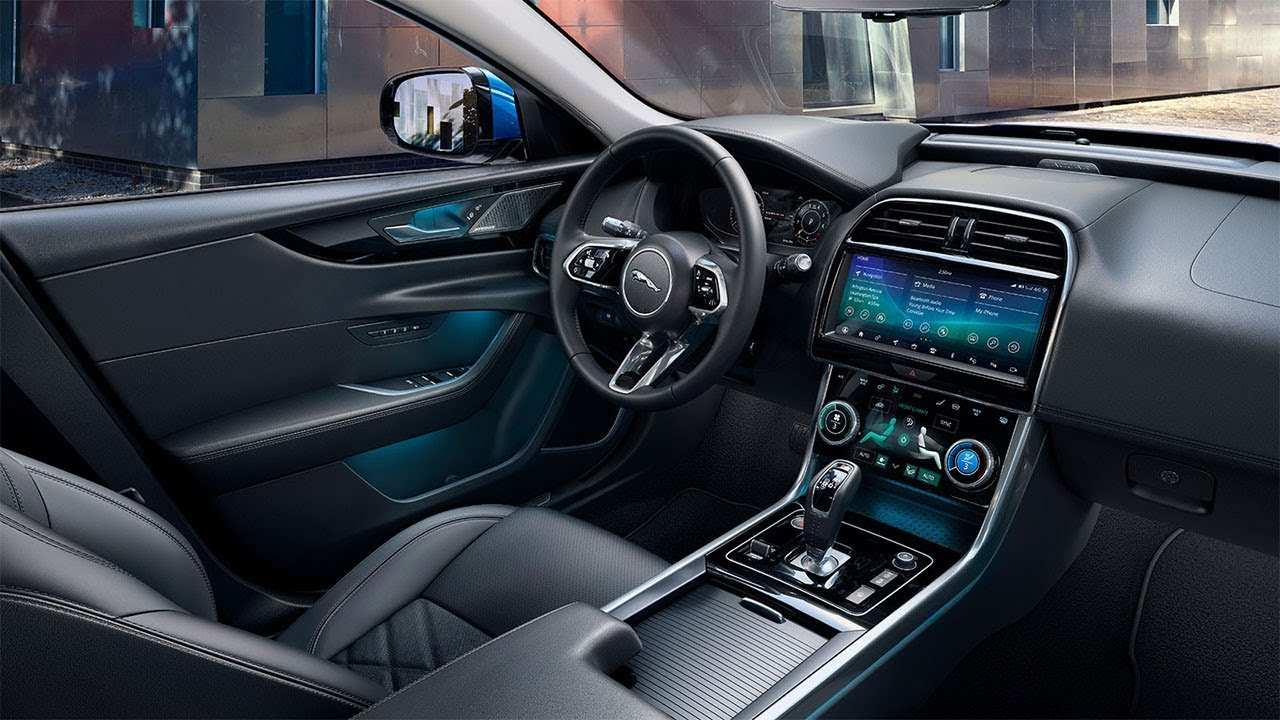 32 Best Review New Jaguar Xe 2020 Interior Price and Review with New Jaguar Xe 2020 Interior