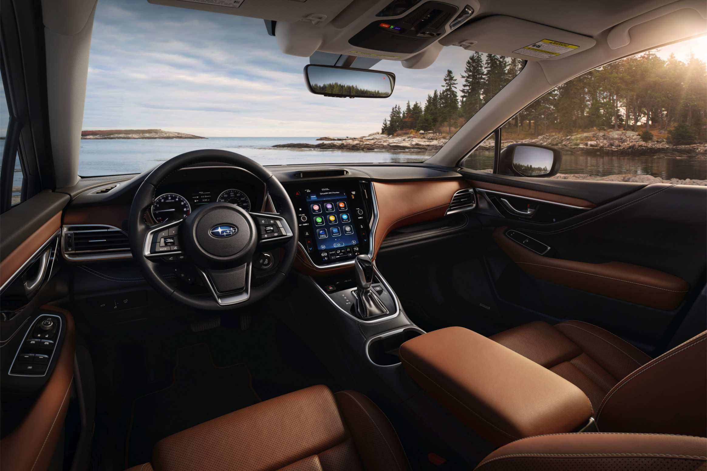 32 Best Review Subaru Legacy 2020 Interior Release for Subaru Legacy 2020 Interior