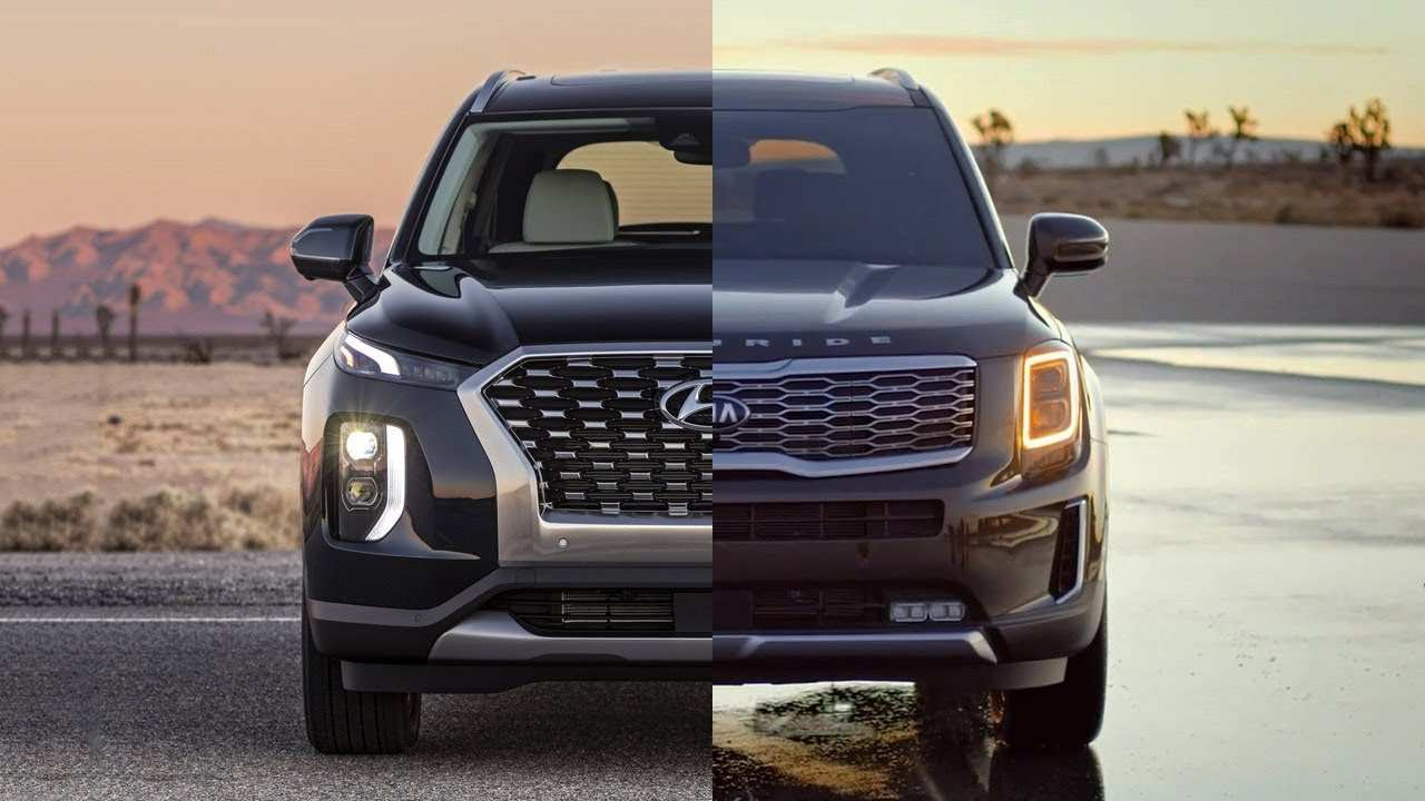 32 Gallery of 2020 Hyundai Palisade Vs Kia Telluride Price and Review by 2020 Hyundai Palisade Vs Kia Telluride