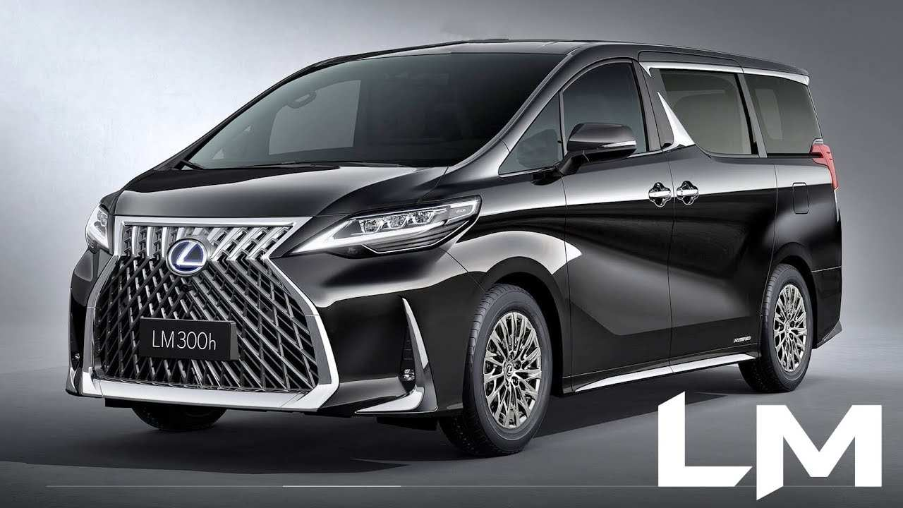 32 Gallery of Lexus Mpv 2020 Picture for Lexus Mpv 2020