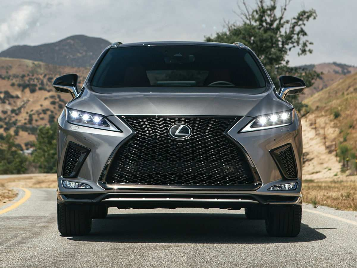 32 Gallery of Lexus Rx 450H 2020 Picture with Lexus Rx 450H 2020