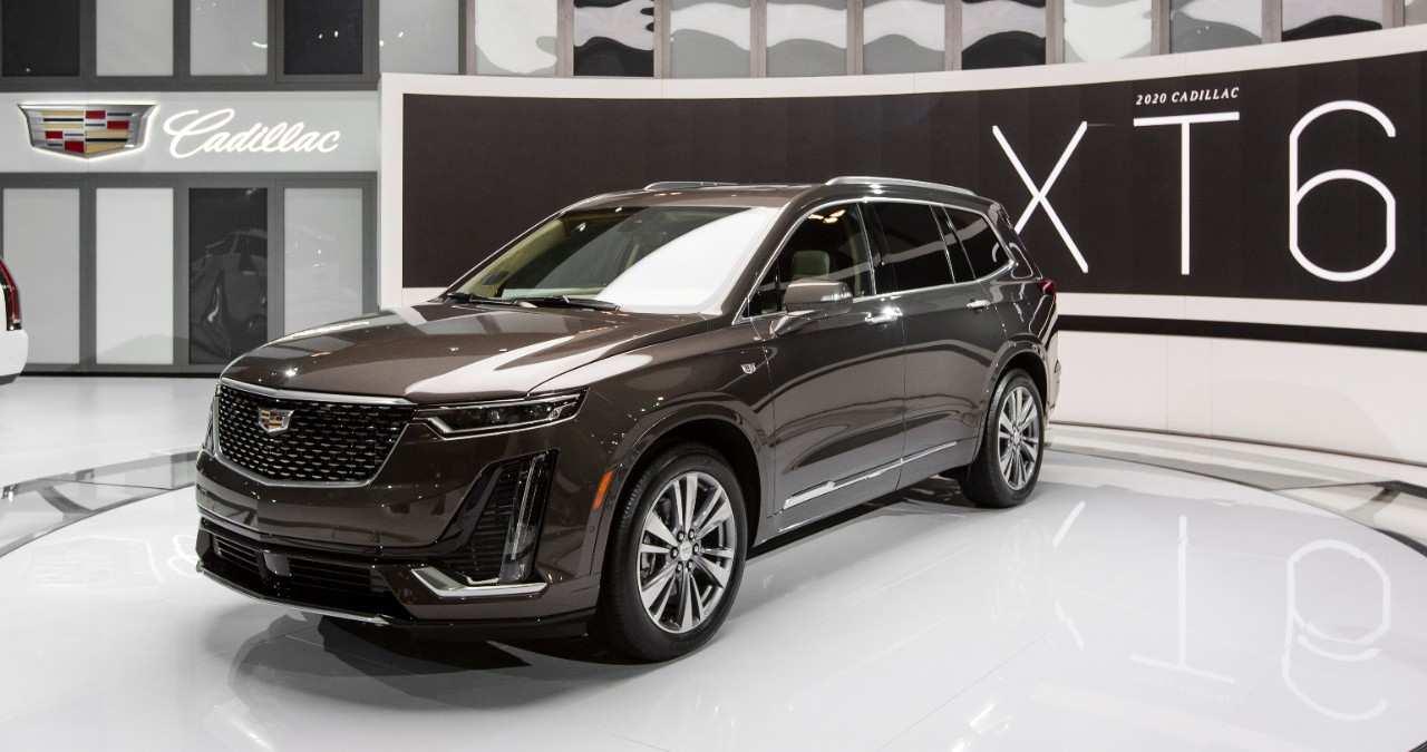 32 The Cadillac Xt6 2020 Ratings with Cadillac Xt6 2020