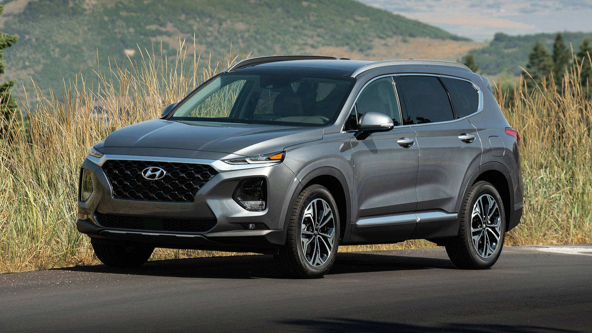 33 All New 2019 Hyundai Santa Fe Exterior with 2019 Hyundai Santa Fe