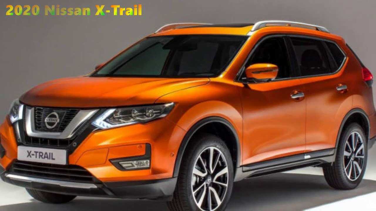 33 Concept of Nissan X Trail 2020 Review New Review for Nissan X Trail 2020 Review