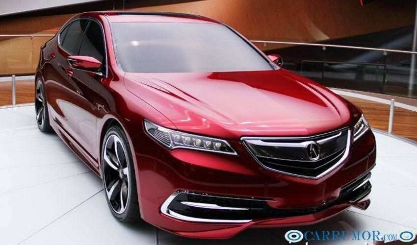 33 Gallery of 2019 Acura Tl Release Date for 2019 Acura Tl