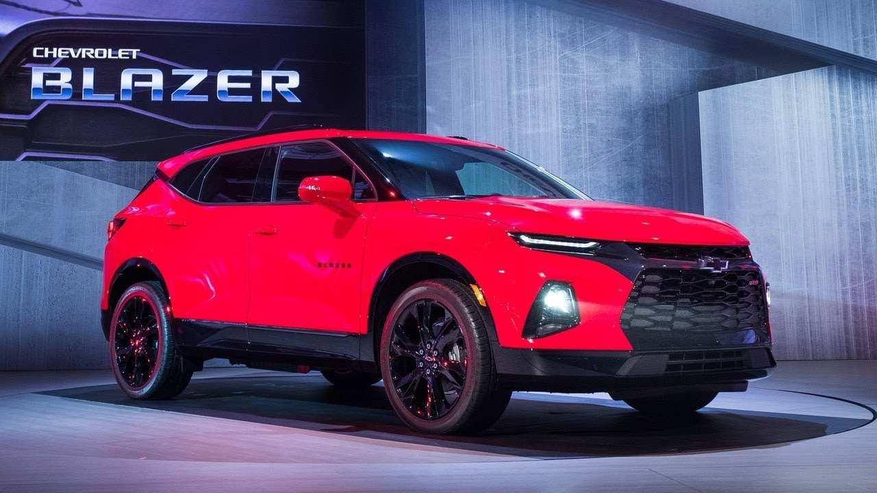 33 Gallery of 2019 Chevrolet Trailblazer Ss First Drive for 2019 Chevrolet Trailblazer Ss