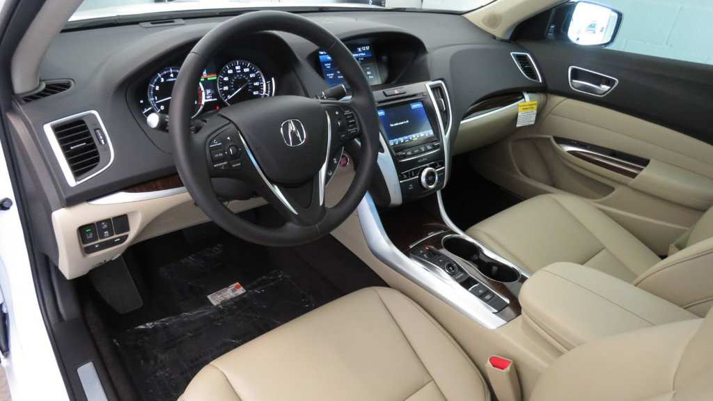 33 Gallery of 2020 Acura Tlx Interior Model for 2020 Acura Tlx Interior
