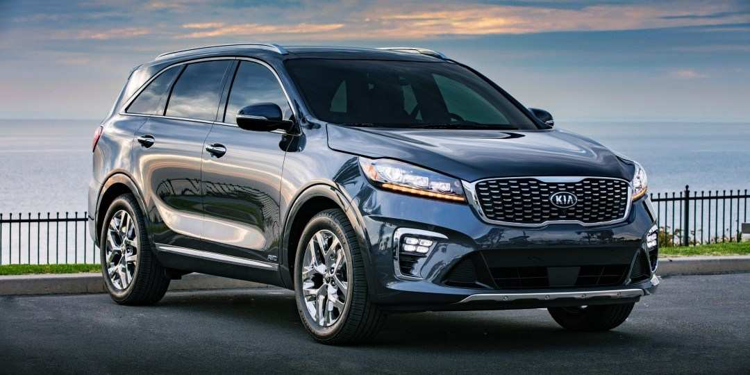33 Great Kia Sorento 2020 Redesign Redesign with Kia Sorento 2020 Redesign