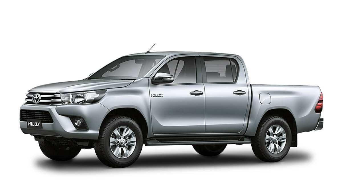 33 New 2019 Toyota Hilux Review for 2019 Toyota Hilux