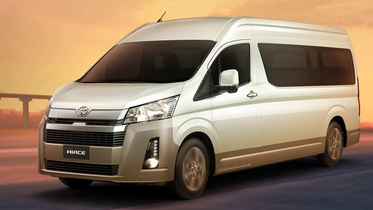 33 New Toyota Van 2020 Exterior and Interior for Toyota Van 2020