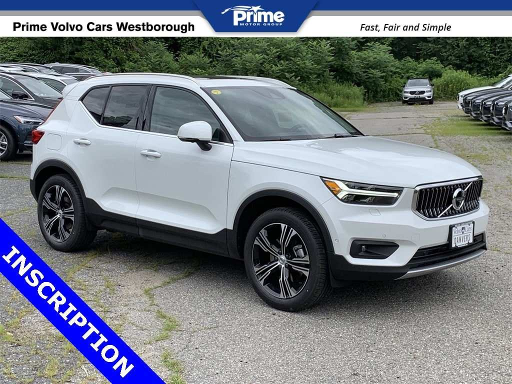 33 New Volvo Xc40 Inscription 2020 Ratings with Volvo Xc40 Inscription 2020