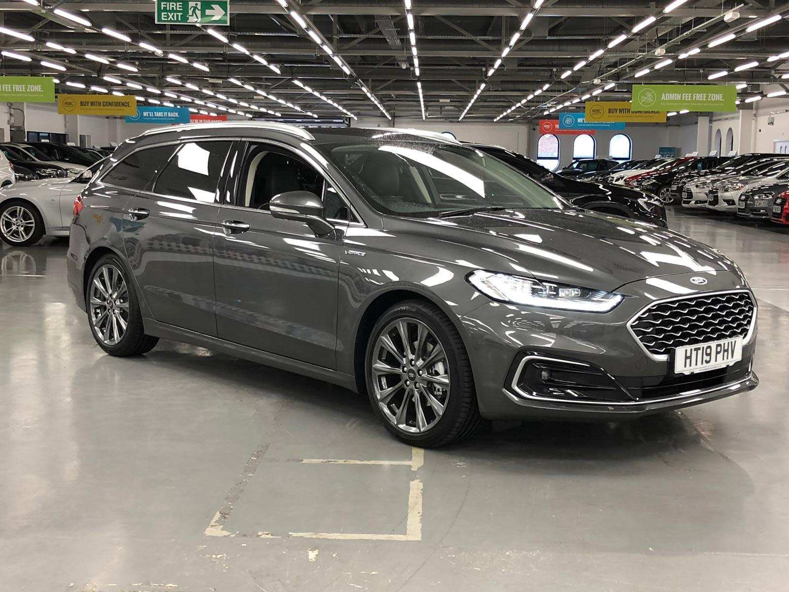 33 The 2019 Ford Mondeo Vignale Exterior and Interior by 2019 Ford Mondeo Vignale