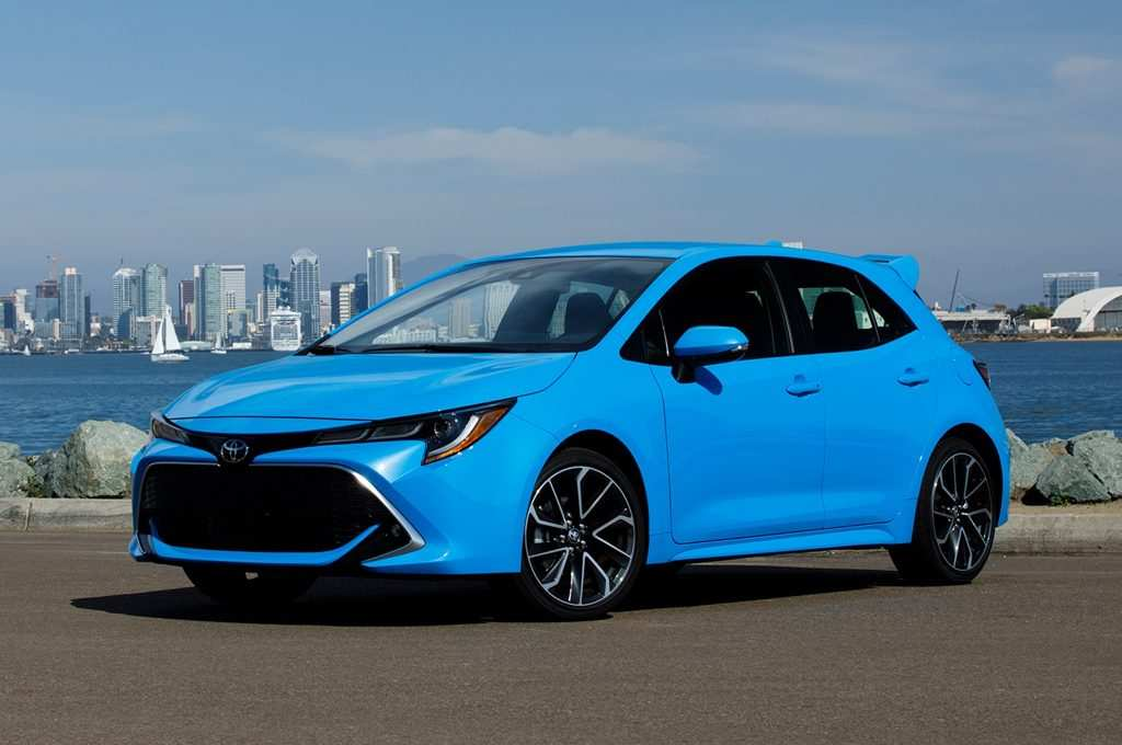 33 The 2019 Toyota Matrix Spesification by 2019 Toyota Matrix