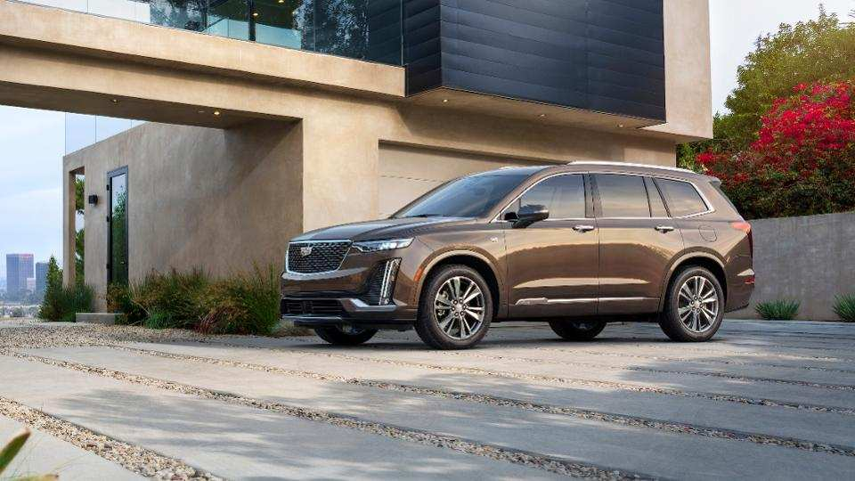 33 The Cadillac Hybrid Suv 2020 Research New for Cadillac Hybrid Suv 2020