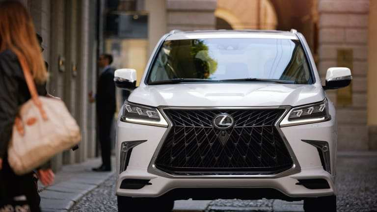33 The Lexus Lx 2020 Performance and New Engine by Lexus Lx 2020