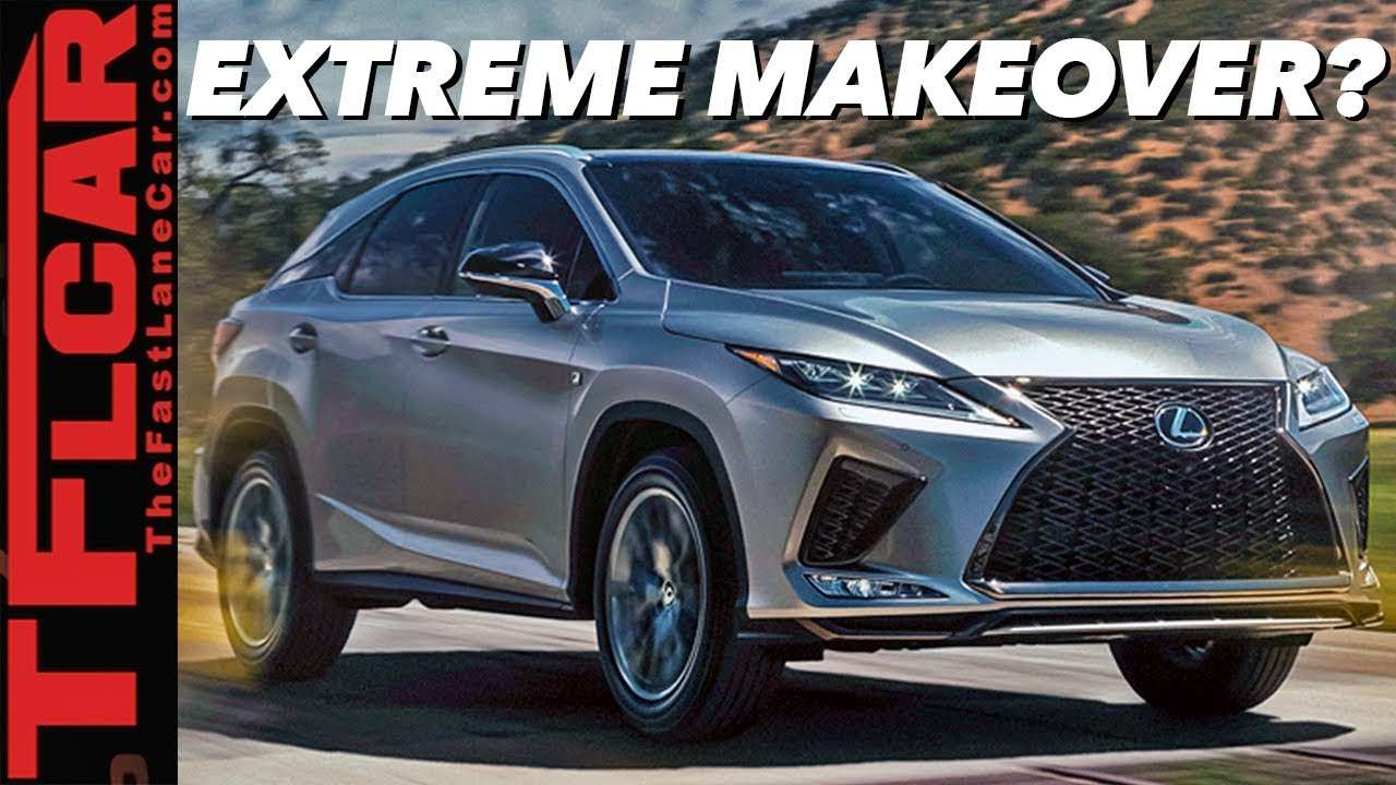 33 The When Do 2020 Lexus Come Out First Drive for When Do 2020 Lexus Come Out