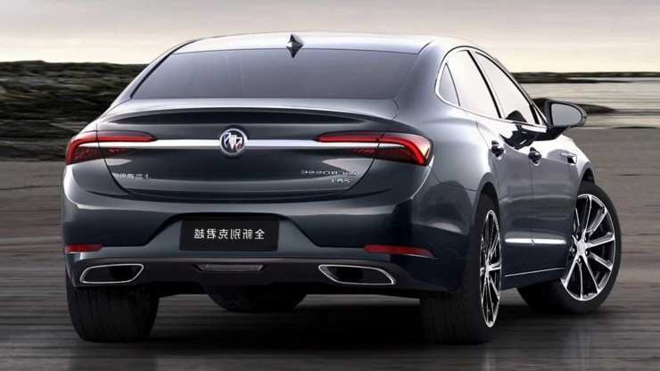 34 All New 2020 Buick Lacrosse China Specs and Review by 2020 Buick Lacrosse China