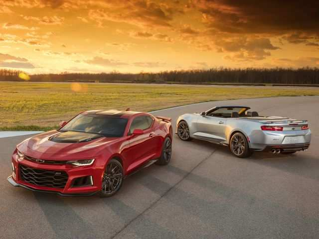 34 All New 2020 Chevrolet Camaro Zl1 Price and Review for 2020 Chevrolet Camaro Zl1