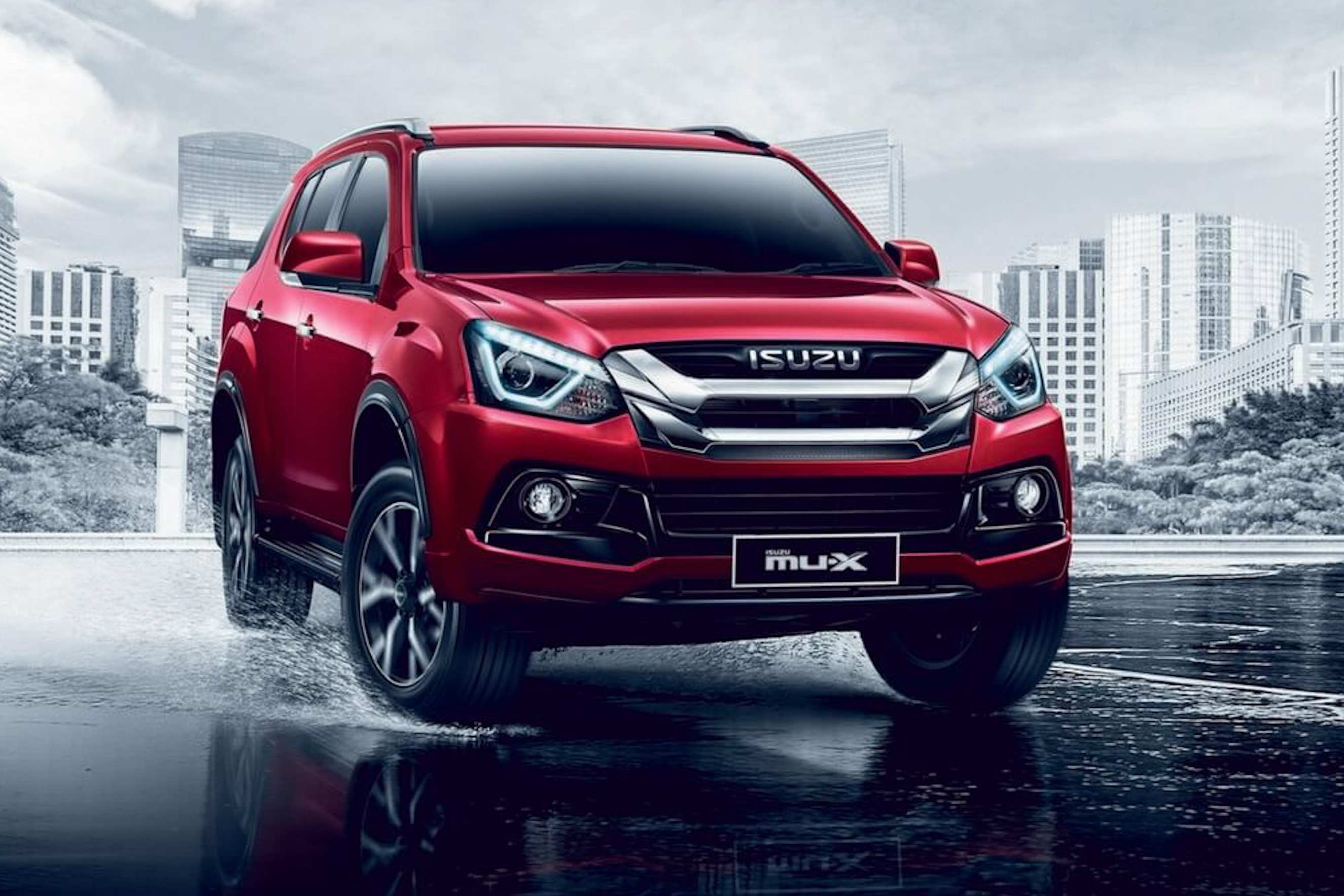 34 All New 2020 Isuzu Mu X Images by 2020 Isuzu Mu X