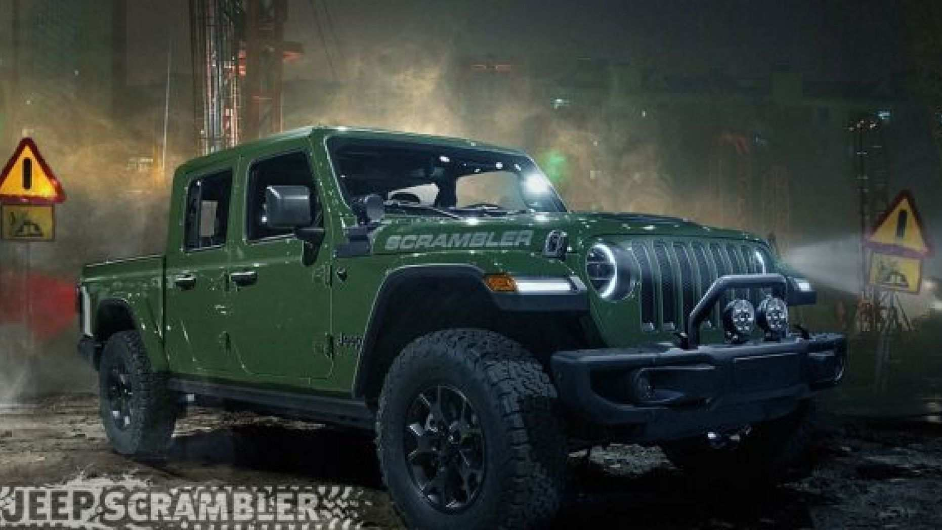 34 All New Jeep Wrangler Pickup 2020 Redesign with Jeep Wrangler Pickup 2020