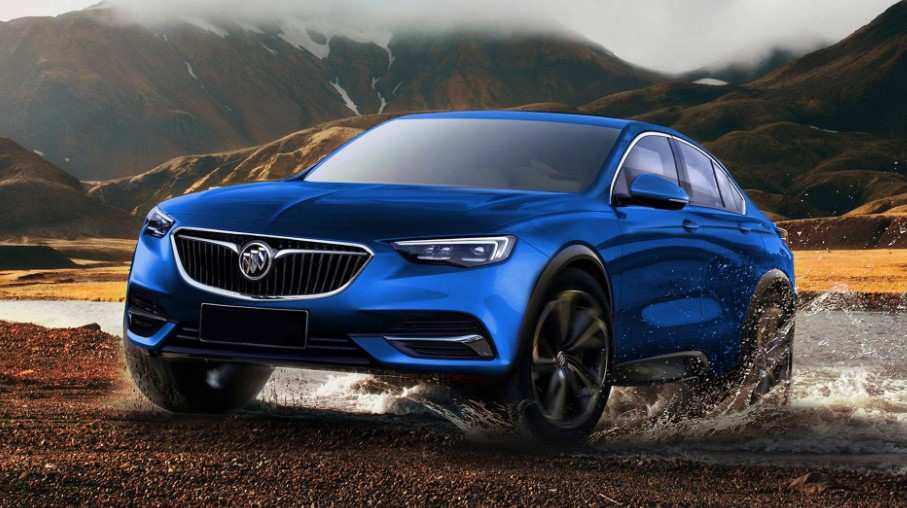 34 Best Review 2020 Buick Enspire Redesign by 2020 Buick Enspire