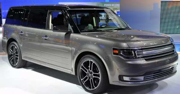 34 Best Review Ford Flex 2020 Specs and Review by Ford Flex 2020