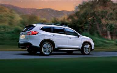 34 Best Review Subaru Ascent 2020 Updates Spy Shoot by Subaru Ascent 2020 Updates