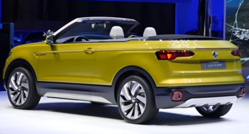 34 Best Review Volkswagen T Roc Cabrio 2020 Spy Shoot for Volkswagen T Roc Cabrio 2020