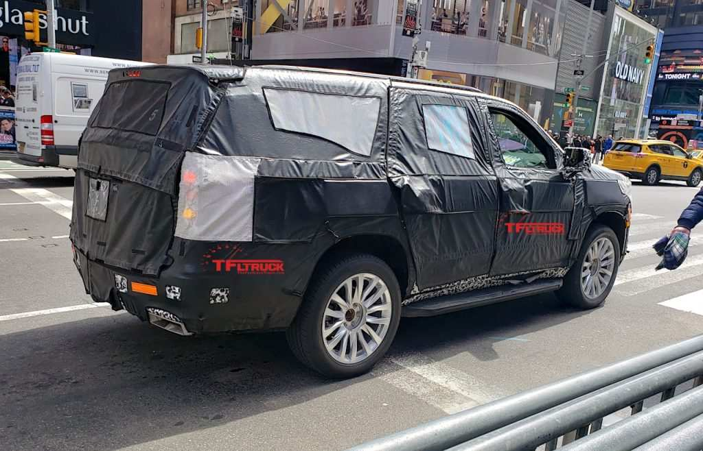 34 Gallery of 2020 Cadillac Escalade Unveiling Release Date with 2020 Cadillac Escalade Unveiling
