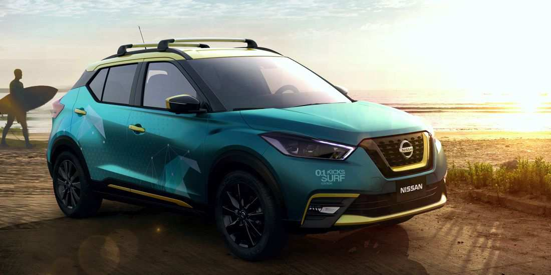 34 Gallery of Nissan Kicks 2020 Colombia Model for Nissan Kicks 2020 Colombia