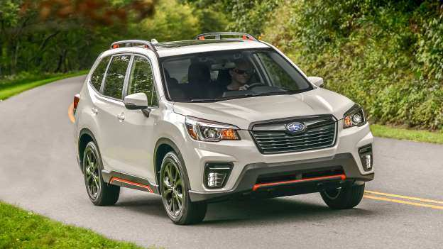 34 Great 2019 Subaru Forester Release for 2019 Subaru Forester