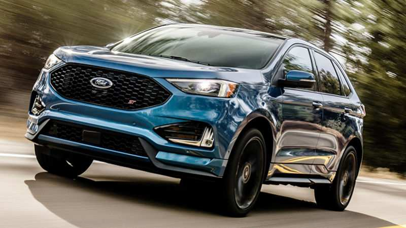 34 New 2019 Ford Edge Sport First Drive by 2019 Ford Edge Sport