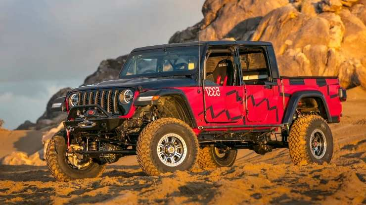 34 New 2020 Jeep Gladiator King Of The Hammers Price with 2020 Jeep Gladiator King Of The Hammers