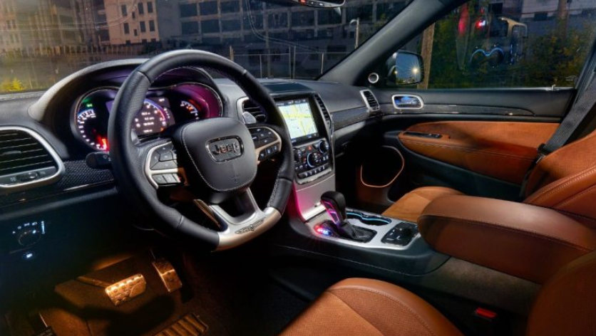 34 New 2020 Jeep Grand Cherokee Interior Release by 2020 Jeep Grand Cherokee Interior