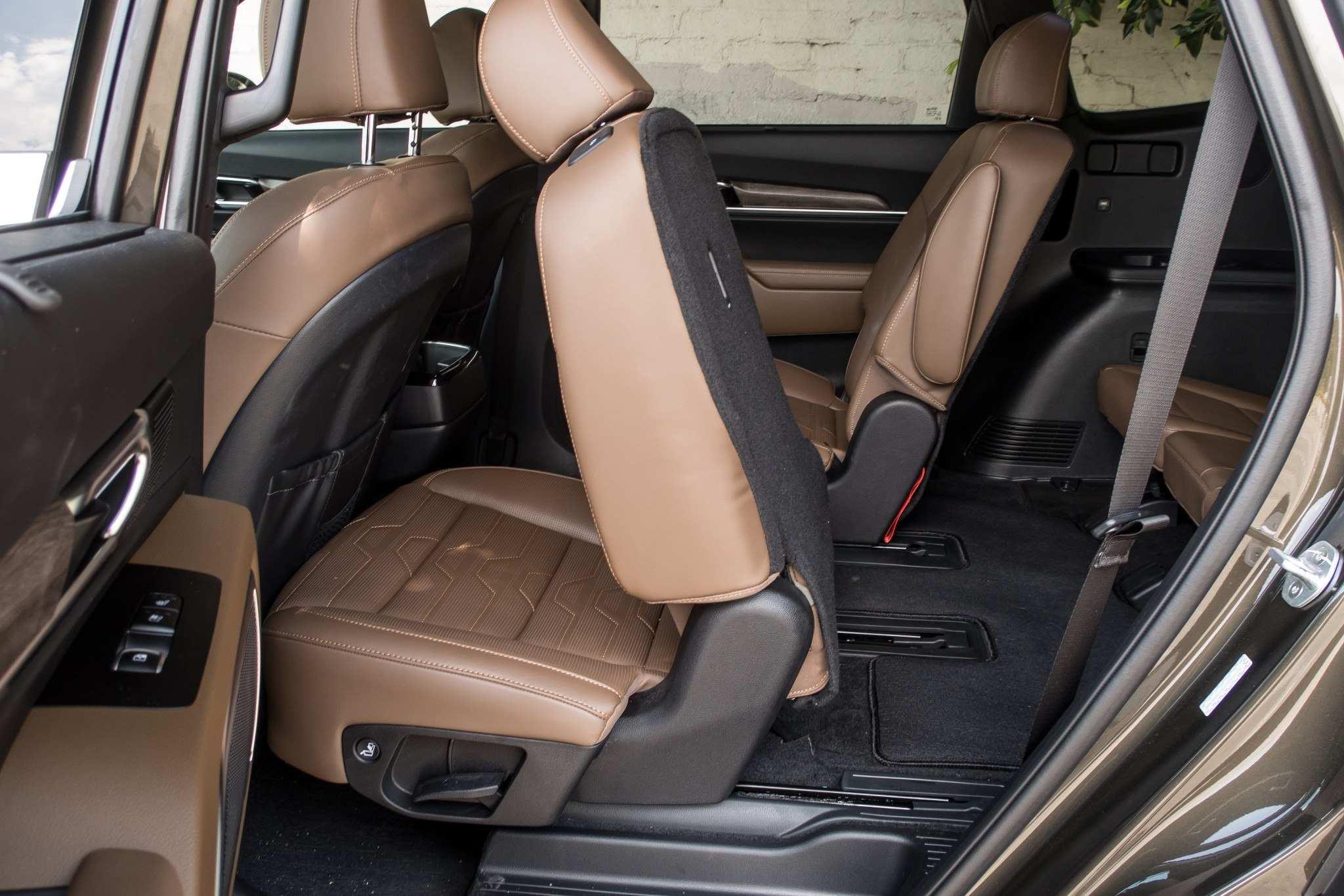 34 New Kia Telluride 2020 Interior Interior by Kia Telluride 2020 Interior
