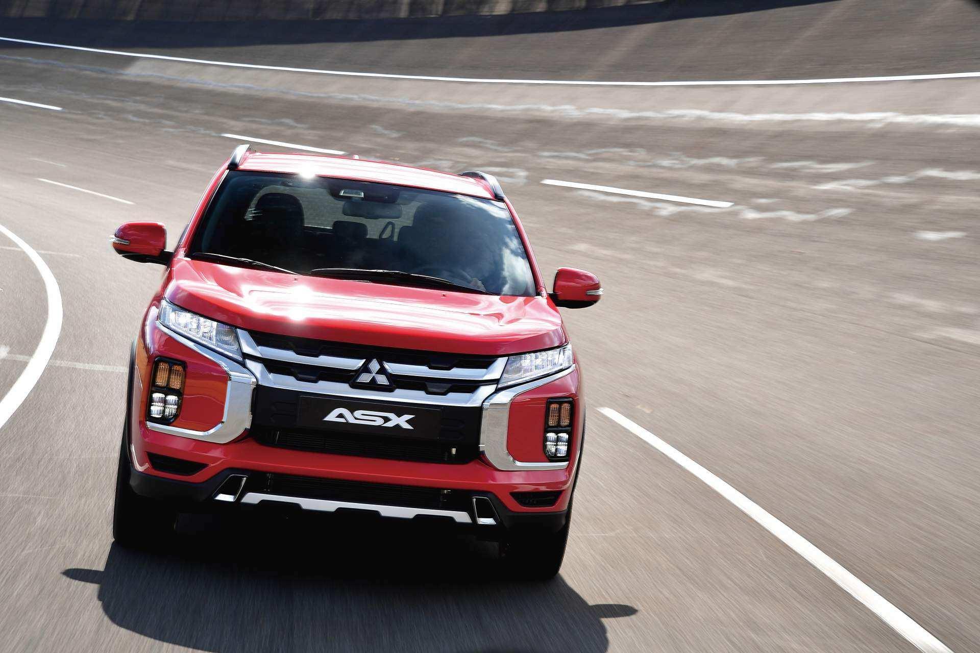 34 New Mitsubishi Asx 2020 Dane Techniczne Redesign for Mitsubishi Asx 2020 Dane Techniczne