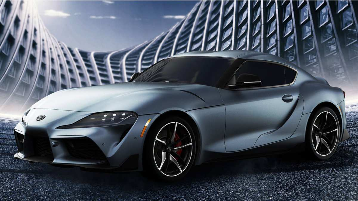 34 The 2020 Toyota Supra Jalopnik Spy Shoot for 2020 Toyota Supra Jalopnik