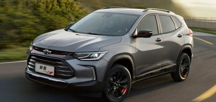 34 The Chevrolet Tracker 2020 Pricing with Chevrolet Tracker 2020