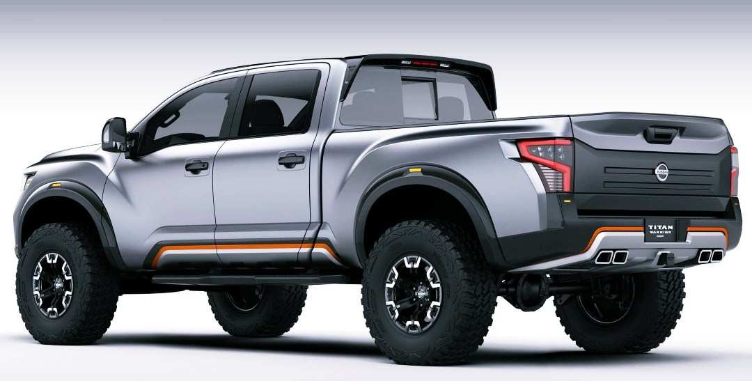 34 The Nissan Titan Warrior 2020 Price by Nissan Titan Warrior 2020