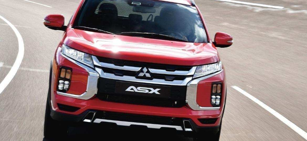 35 All New Mitsubishi Asx 2020 Ficha Tecnica Spy Shoot by Mitsubishi Asx 2020 Ficha Tecnica